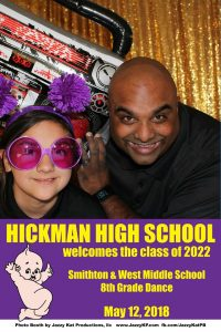 2016 Dance at Hickman High School
